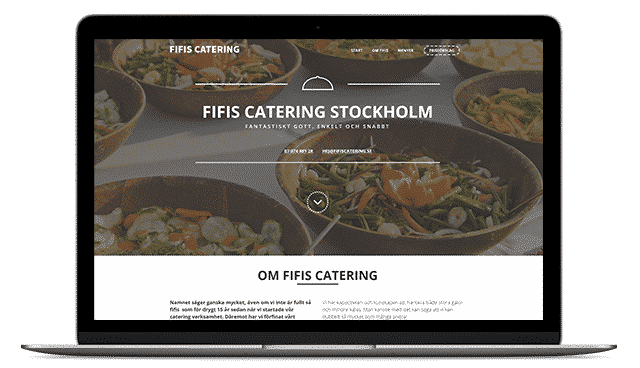 Fifis Catering - Catering företag i Stockholm
