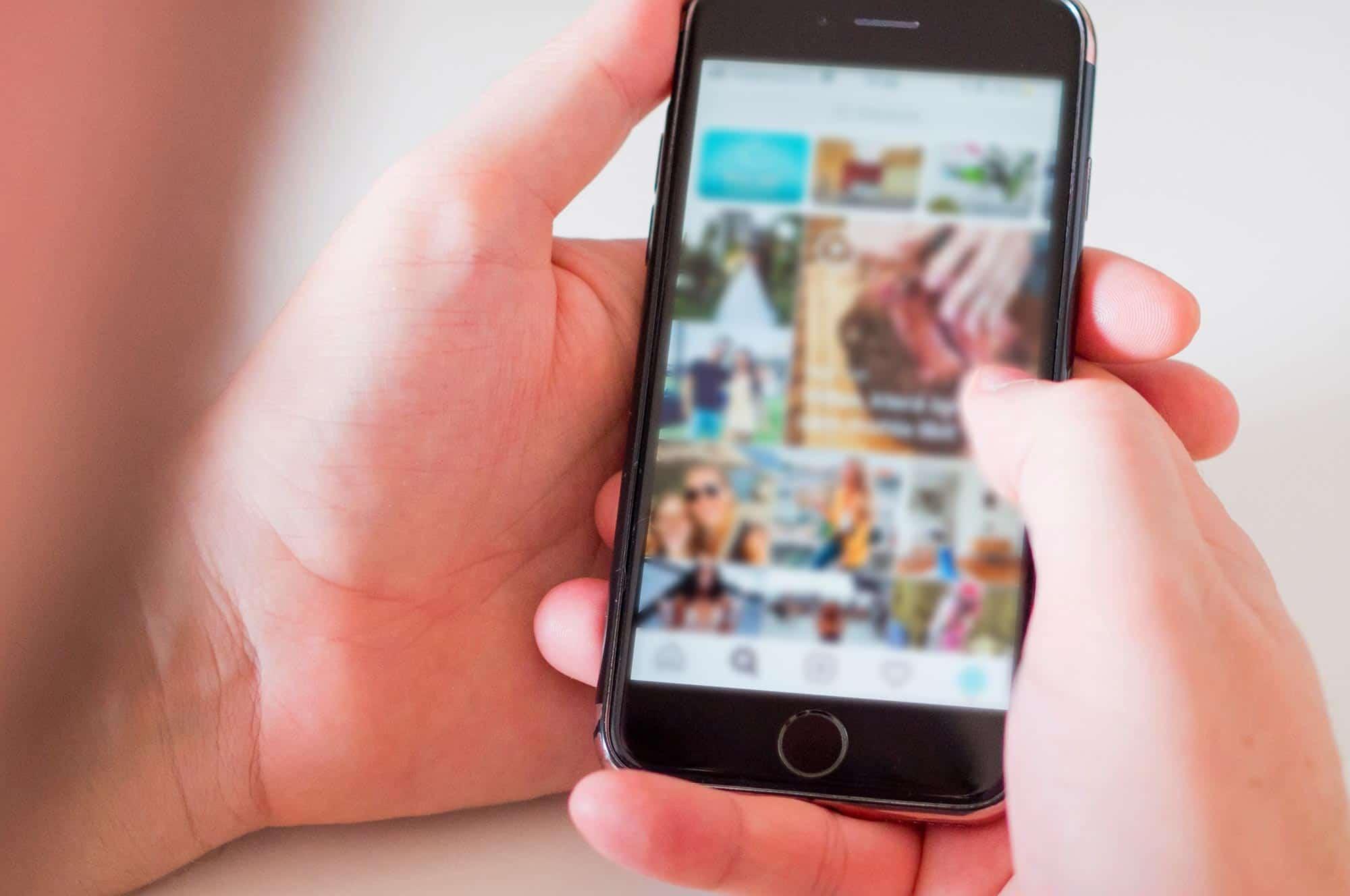 Instagram börjar visa IGTV förhandvisningar i hem flödet