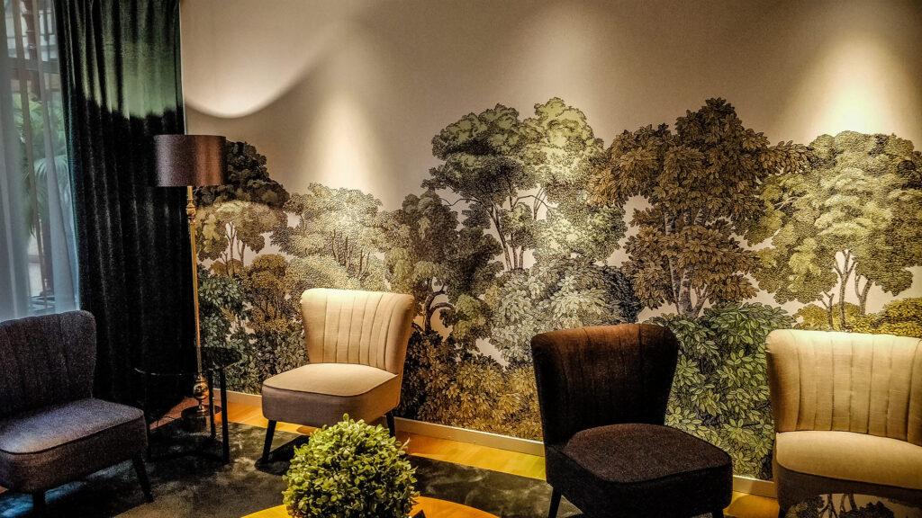 Digital byrå Foomle design har en ny kontor på Kungsgatan 60 i centrala Stockholm