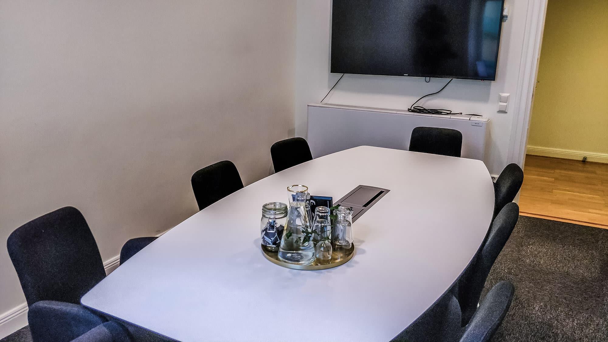 Nytt kontor för digital byrå Foomle design