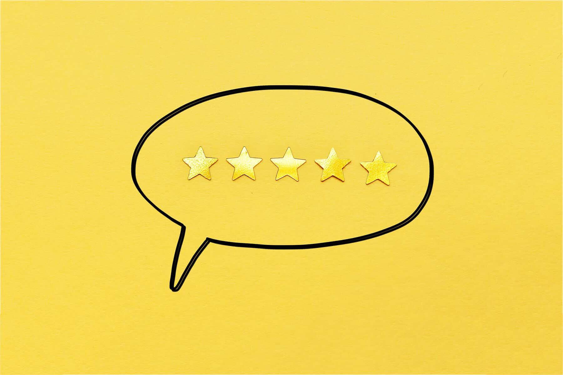 Vilken påverkan har omdömen på företag online